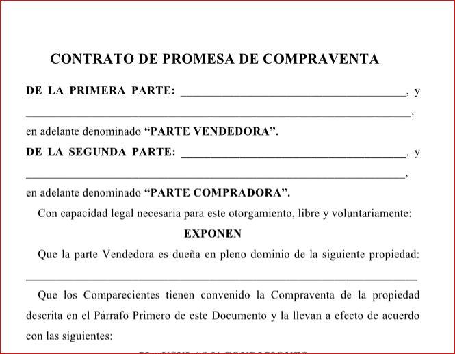 Contrato De Arrendamiento Puerto Rico Modelo De Contrato