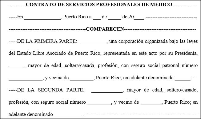 Contrato de servicios profesionales contratista - Que es un contratista ...